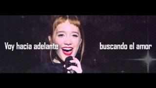 Angela Torres | Hacia Adelante - Con letra | Esperanza Mia.