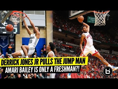 Westbrook Goes at Jazz Fan! How is Amari Bailey Only a Freshman?