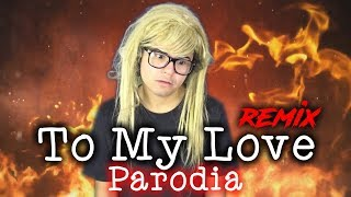 Bomba Estéreo - To My Love (Tainy Remix)[Audio] PARODIA