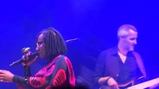 """Asa """"Jailer"""" live - Lyon 27/03/2015"""