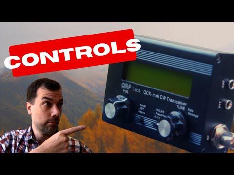 How to build a QCX Mini - Part 6 - Controls Board