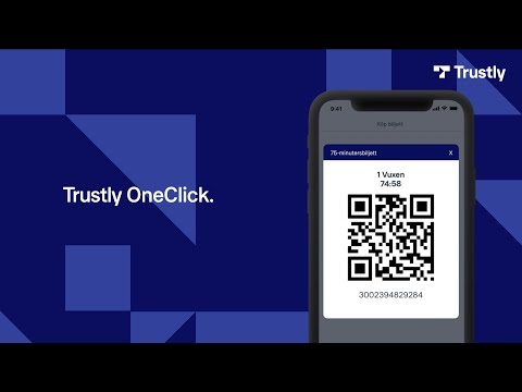 Trustly - OneClick