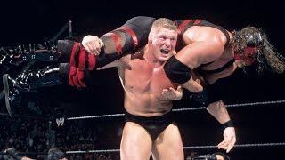 Debut de Brock Lesnar en el Royal Rumble Match