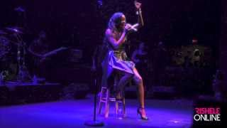 "LeToya Luckett Performs Musiq Soulchild's ""Love"" in Washington, DC (The Howard Theatre)"