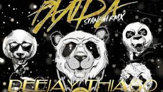Afro House Remix Panda X Txoma Minis by DEEJAY THIAGO Preview