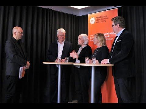 VAL 2018: Forum frågar ut Alliansens partisekreterare