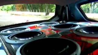 Ford ka treme terra - Campanha Liga Os Grave (Hungria Hip Hop)