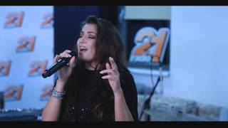 Mandinga ft. Glance - Bling (Reggae Version) (Live @ Request 629)