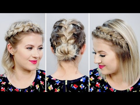 hair styles for semi 3 gorgeous braided hairstyles 3 gy 246 ny 246 rű 7509