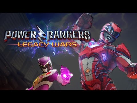 Power Rangers: Legacy Wars Review (Prezentare joc pe Samsung Galaxy S8/ Joc Android)