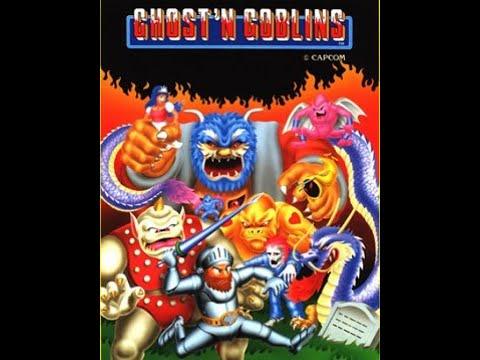 魔界村 Ghosts'n Goblins Arcade Sound Track