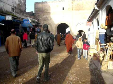 Berber men in Mogador Morocco