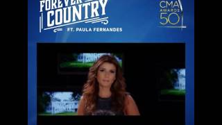 Paula Fernandes Forever Country