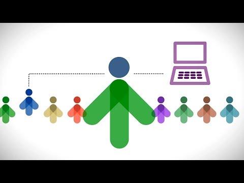 Corporate motion graphics | BAE SuccessFactors