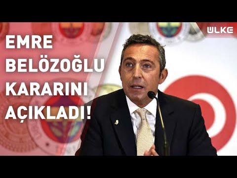 Ali Koç: Yabancı hoca kararı verdik
