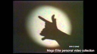 Arturo Brachetti 1989 shadows - Mago Elite video collection
