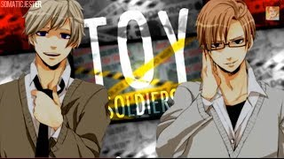Toy Soldiers || RusAme MEP