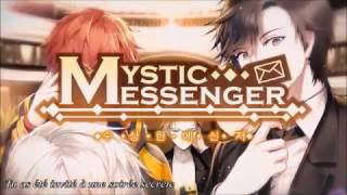 수상한 메신저 『Mystic Messenger』OP. Mysterious Messenger - DoubleTO feat. Han【VOSTFR】