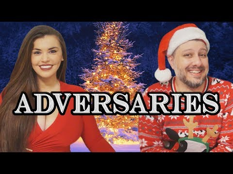 A Very Man-Hating Christmas, Plus More Dead Parents | Adversaries⁵⁷