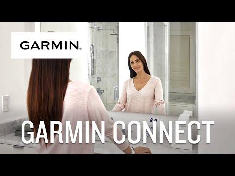 Garmin Connect présente le suivi votre grossesse