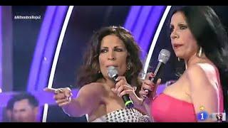 """Azúcar Moreno - Bésame (Gala """"La Alfombra Roja"""", TVE, 2015)"""