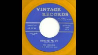 Verdicts - Never Let Me Go - 1973- 45- Vintage 1009.wmv