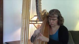 Endless Love - Lionel Richie (Harp Cover)