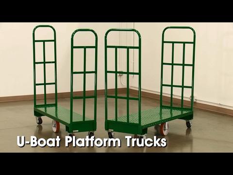 U-Boat Platform Trucks