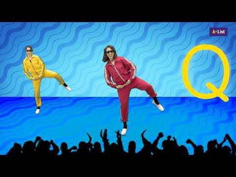Alphabet Dance - 運動會表演歌曲