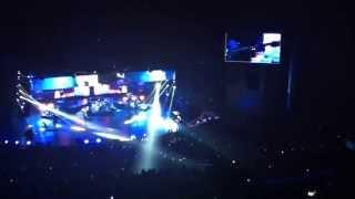 Eros Ramazzotti - Cose Della Vita (live in Moscow 24.05.2013)