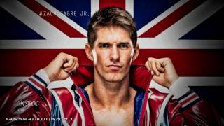 "WWE | ""UK Strong"" by CFO$ (Zack Sabre Jr. 1st Theme Song)"