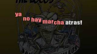 [KARAOKE] The Locos - La Ultima Valla (Pista)