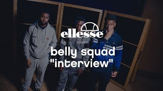 Belly Squad talk bashment, guilty pleasures and the banana emoji | ellesse Make it Music