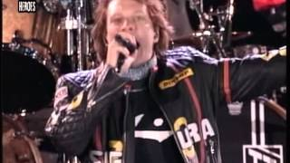 Bon Jovi - It's My Life (Giants Stadium, New Jersey 2001)