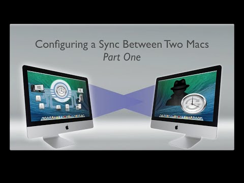Configuring a ChronoAgent Sync Part I