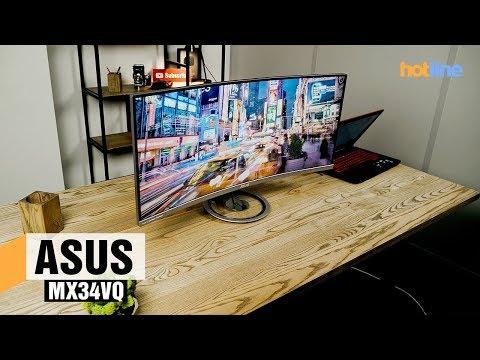 ASUS MX34VQ — обзор монитора photo