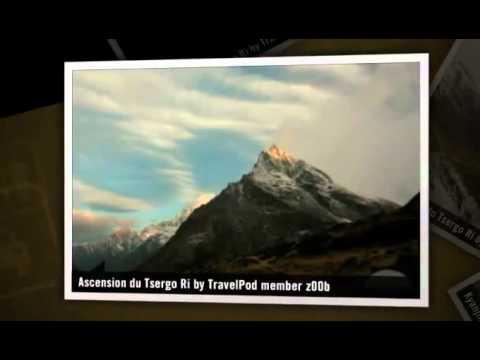 """Trek Langtang : jours 9 "" Z00b's photos around Kyanjin Gompa, Nepal (trek tsergo ri nepal)"