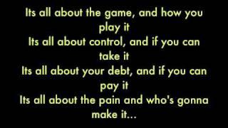 Triple H - The Game (WWE Theme Song) Lyrics