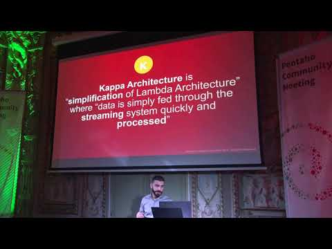 Lambda and Kappa architecture are more of design principles that are usually executed and thought of by many people but without putting context into them. They are important implementation practices that put ground rules of how to design specific data flows in variety of use cases, especially those that require near real-time data processing and analytics.