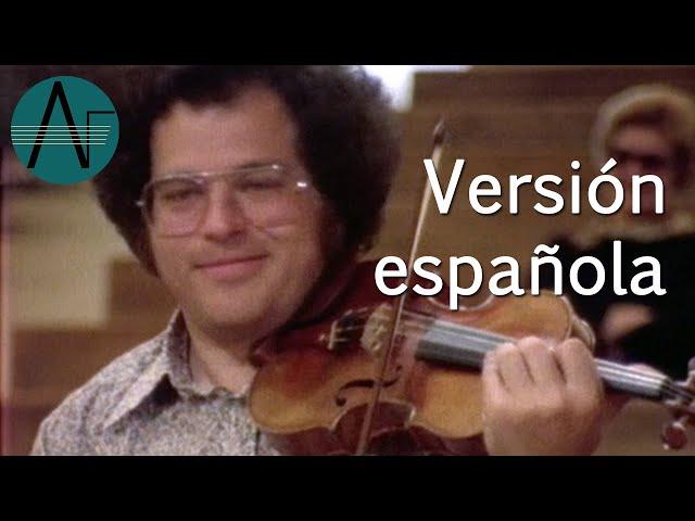 Video en directo de Perlman