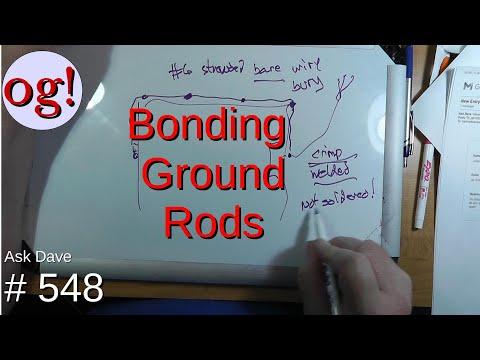 Bonding Ground Rods (#548)