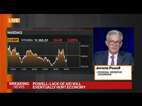 Income Inequality Holds Back Economy Says Fed Chair Powell
