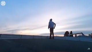 LaCraps x Mani Deïz - Freestyle d'Enfoiré#4Millions (video 360)