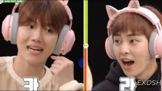 EXO's Funniest Member EP4 Baekhyun