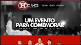 HARMONIA DO SAMBA 2014 TA BOTANDO