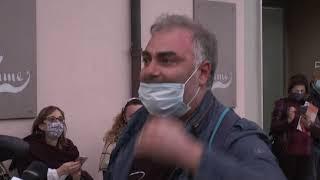 CASTROVILLARI (CS): PROTESTA DEI CITTADINI CONTRO ZONA ROSSA
