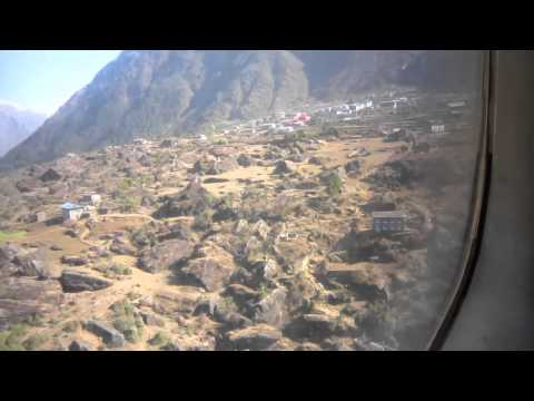Most Dangerous Airport in the World – Lukla