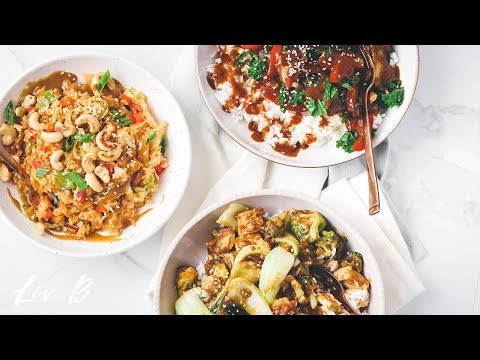 3 Delicious Vegan Stir Fry Recipes