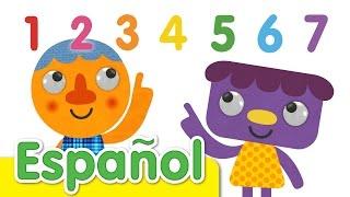 Siete Pasos | Canciones Infantiles | Super Simple Español