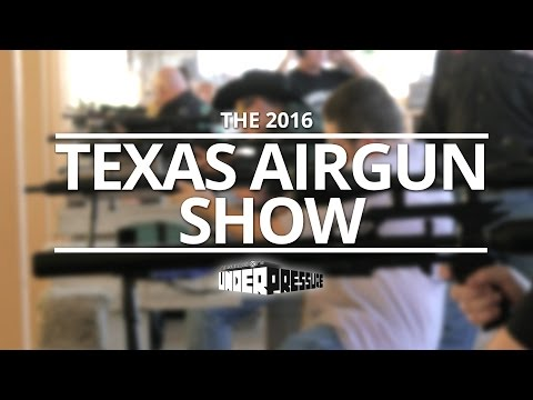 Texas Airgun Show 2016